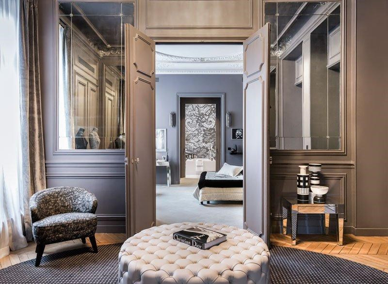 Verkoop van prestige  appartement Paris 8ème 5830000€ - Foto 2