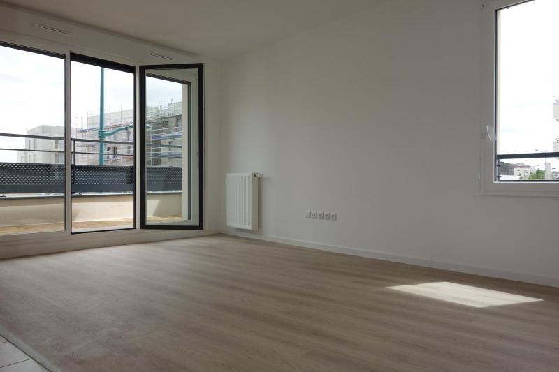 Rental apartment Montevrain 970€ CC - Picture 1