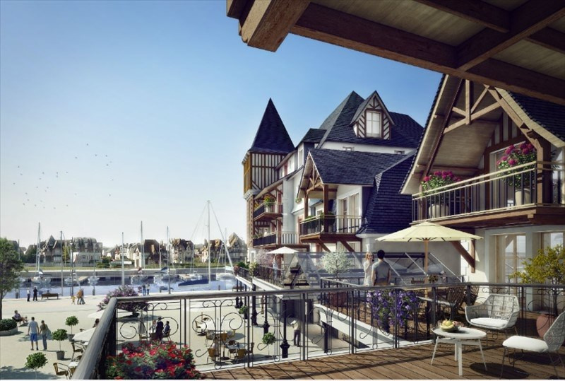 Revenda casa Deauville 847565€ - Fotografia 1