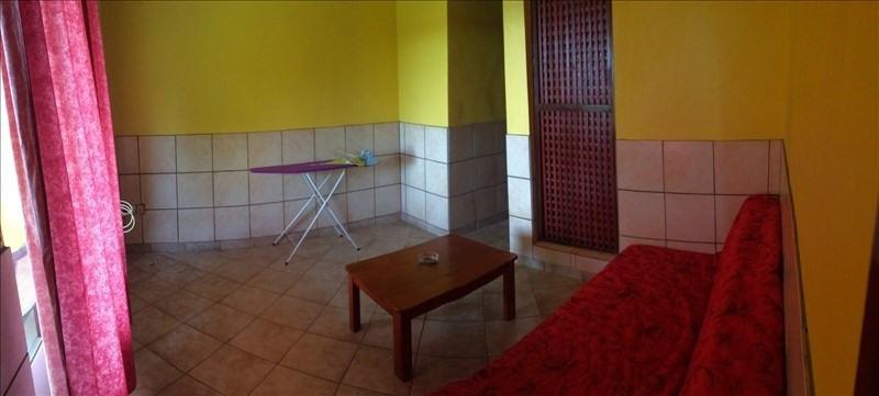 Rental apartment Bouillante 600€ CC - Picture 1