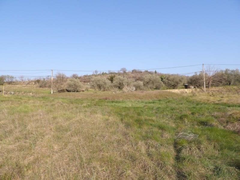 Vente terrain Barjac 75000€ - Photo 1