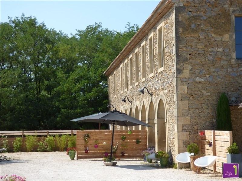 Vente de prestige maison / villa Uzes 575000€ - Photo 9