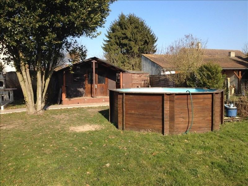 Sale house / villa Mareuil les meaux 373360€ - Picture 3