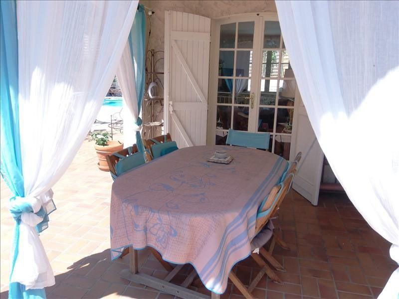 Vente de prestige maison / villa Giens 805000€ - Photo 7