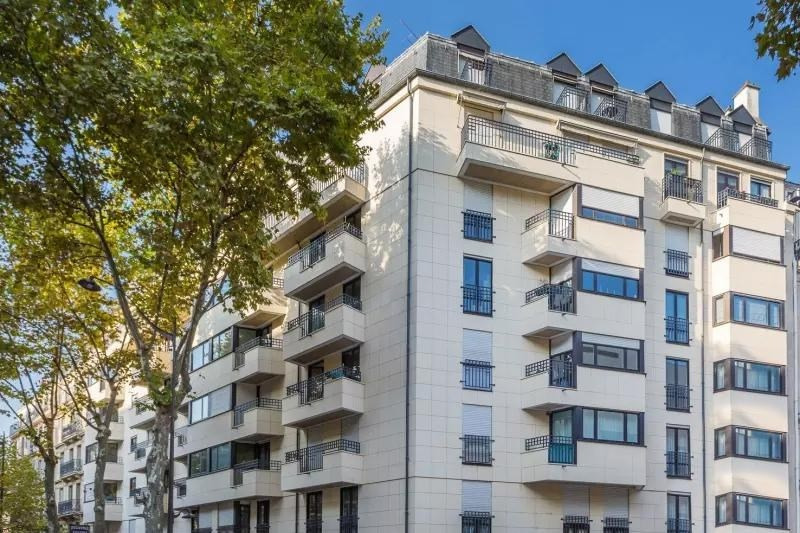 Vente appartement Paris 17ème 640 000€ - Photo 1