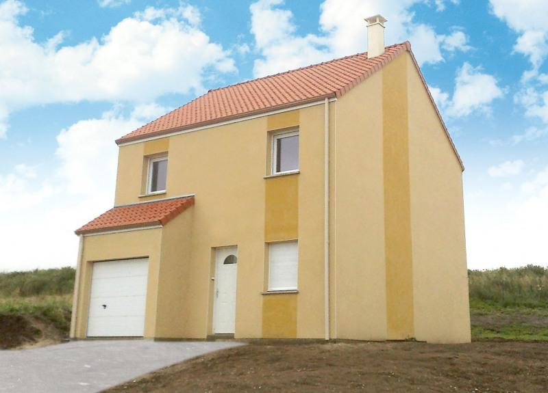 Maison  6 pièces + Terrain 208 m² Meaux par MAISONS.COM