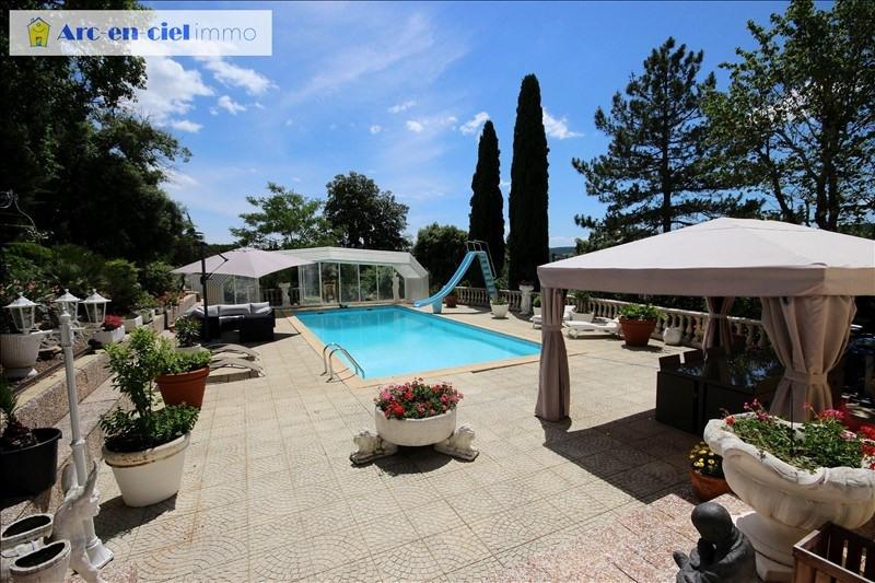 Immobile residenziali di prestigio casa La boissiere 599000€ - Fotografia 2