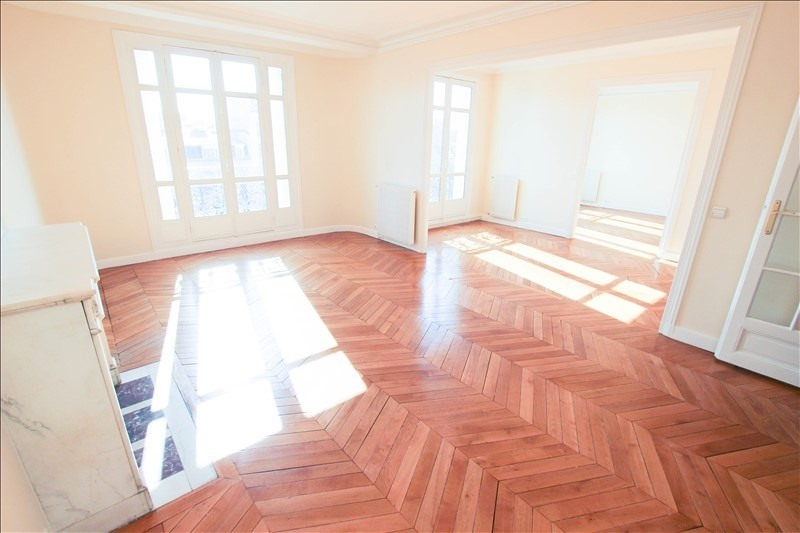 Rental apartment Paris 17ème 4225€ CC - Picture 1