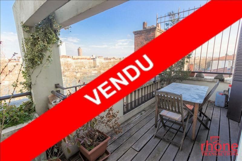 Vente de prestige appartement Lyon 1er 684000€ - Photo 1