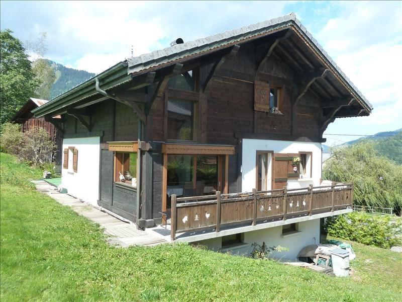 Verkoop van prestige  huis Morzine 870000€ - Foto 1