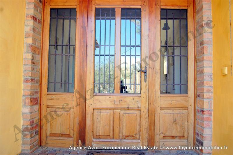 Vente de prestige maison / villa Le canton de fayence 875000€ - Photo 16