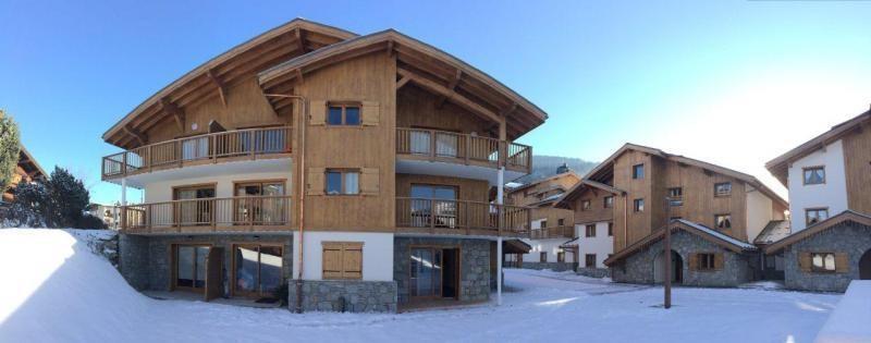 Verkoop  appartement Les carroz d araches 400000€ - Foto 2