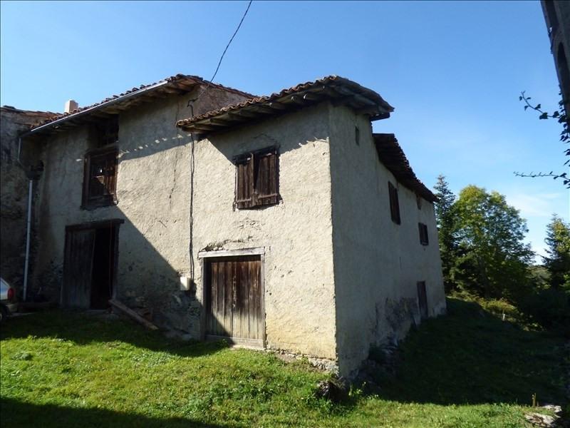 Vente maison / villa Belesta 140000€ - Photo 2