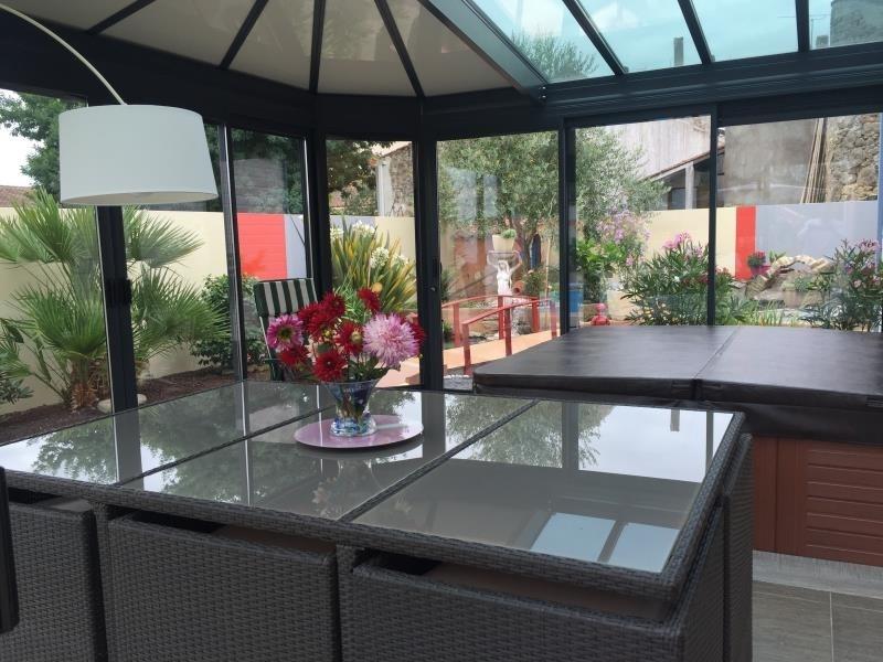 Sale house / villa Avrille 299520€ - Picture 4