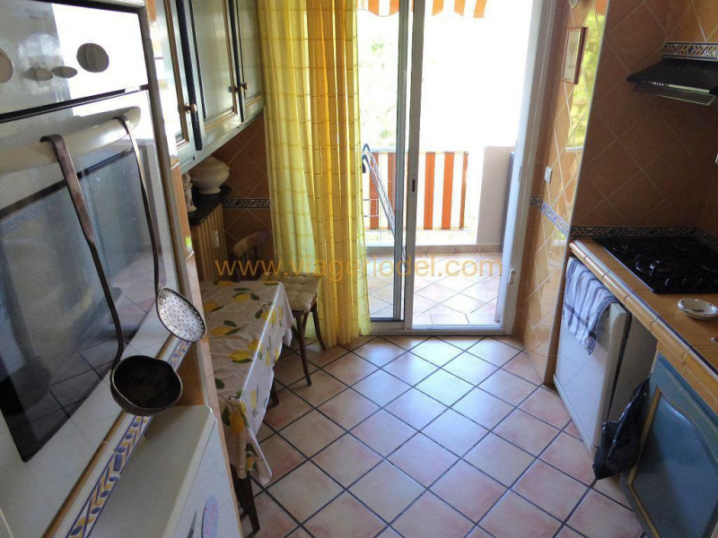 Life annuity apartment Cannes 48 000€ - Picture 5