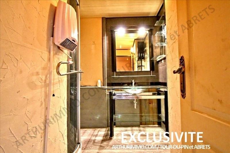 Sale house / villa La tour du pin 89000€ - Picture 5