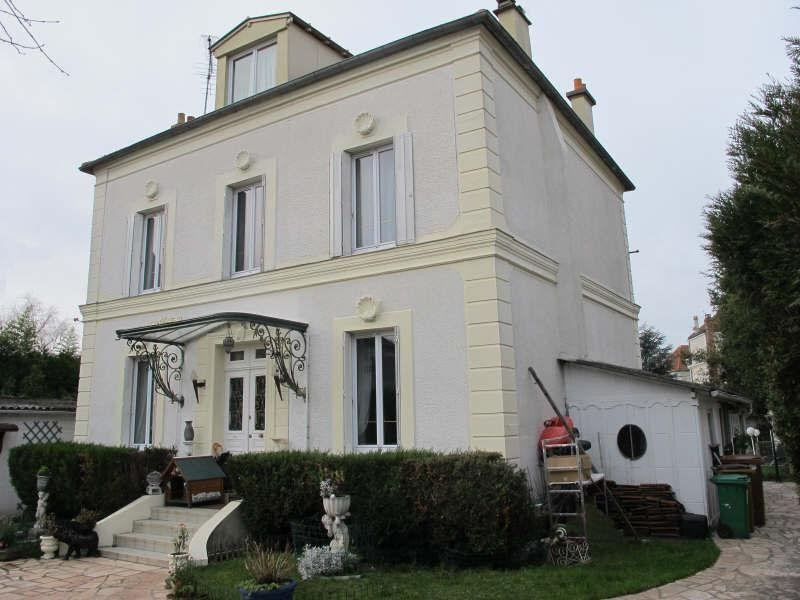 Vente maison / villa Le raincy 875000€ - Photo 1