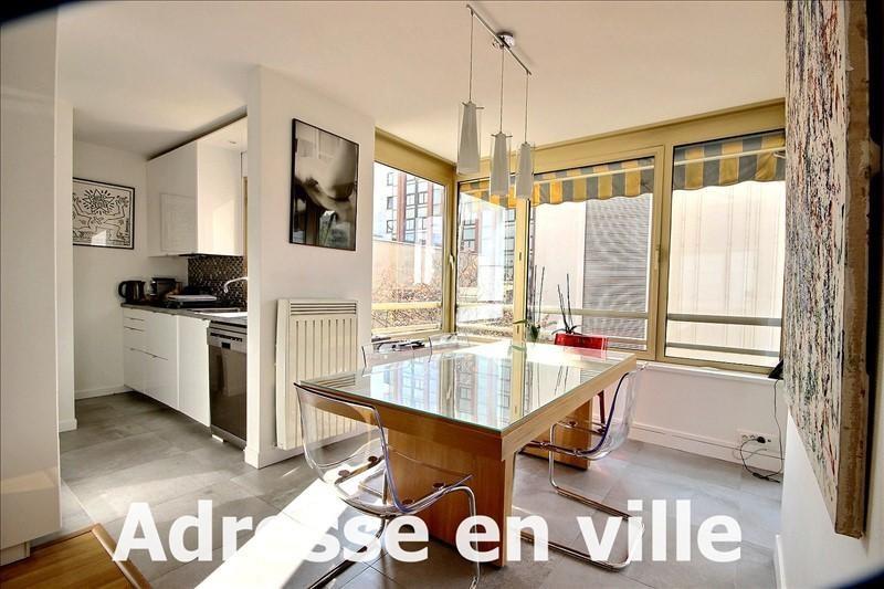 Revenda apartamento Levallois perret 460000€ - Fotografia 3