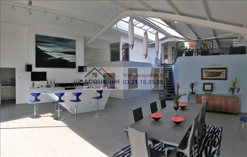 Vente de prestige maison / villa Carvin 735000€ - Photo 1