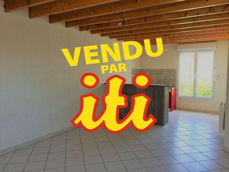 Vente appartement Les sables d olonne 158200€ - Photo 1