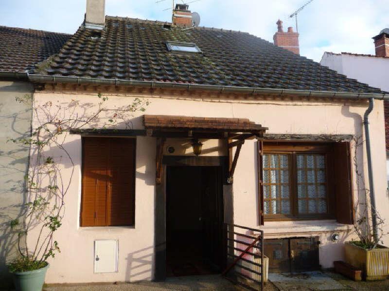 Vente maison / villa St jean de losne 65000€ - Photo 1