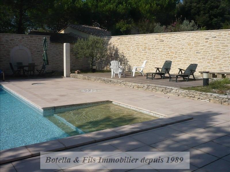 Sale house / villa Goudargues 419000€ - Picture 10