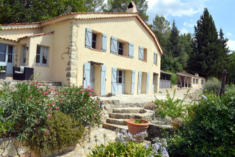 Deluxe sale house / villa Fayence 892000€ - Picture 9