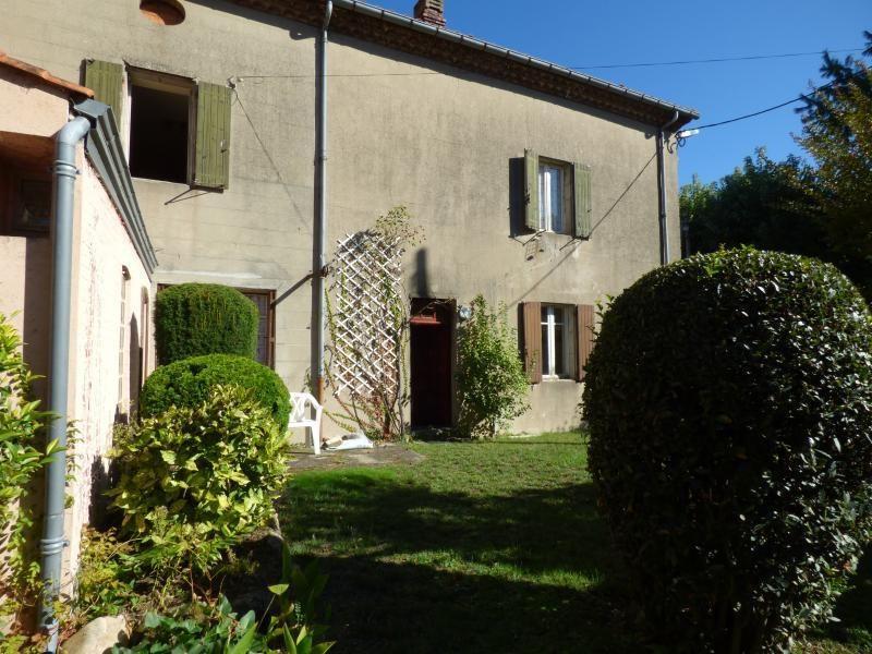 Vente maison / villa Secteur de mazamet 149000€ - Photo 2