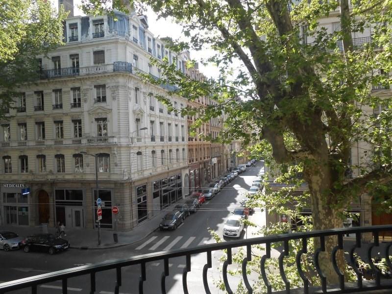 Vente de prestige appartement Lyon 6ème 676000€ - Photo 2