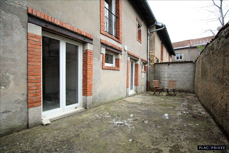 Rental apartment Thiaucourt 395€ CC - Picture 1