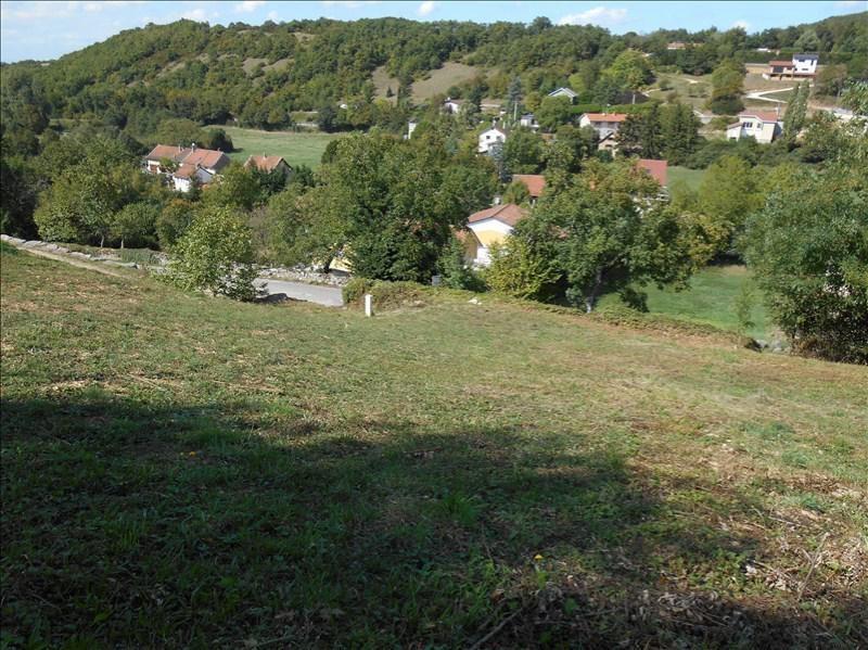 Vente terrain Dizimieu 115000€ - Photo 1