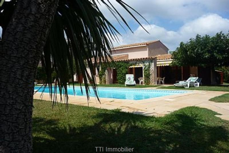 Vacation rental house / villa Sainte maxime  - Picture 2