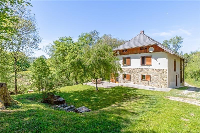 Vente maison / villa Menthonnex sous clermont 525000€ - Photo 1