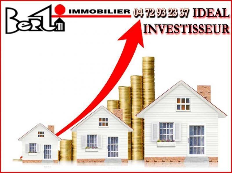 Investment property building Pont de cheruy 315000€ - Picture 1