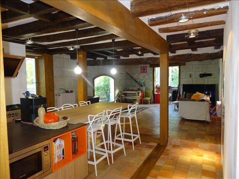 Vente de prestige maison / villa Cinq mars la pile 649800€ - Photo 2