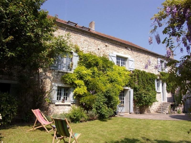 Vente maison / villa St nom la breteche 895000€ - Photo 1