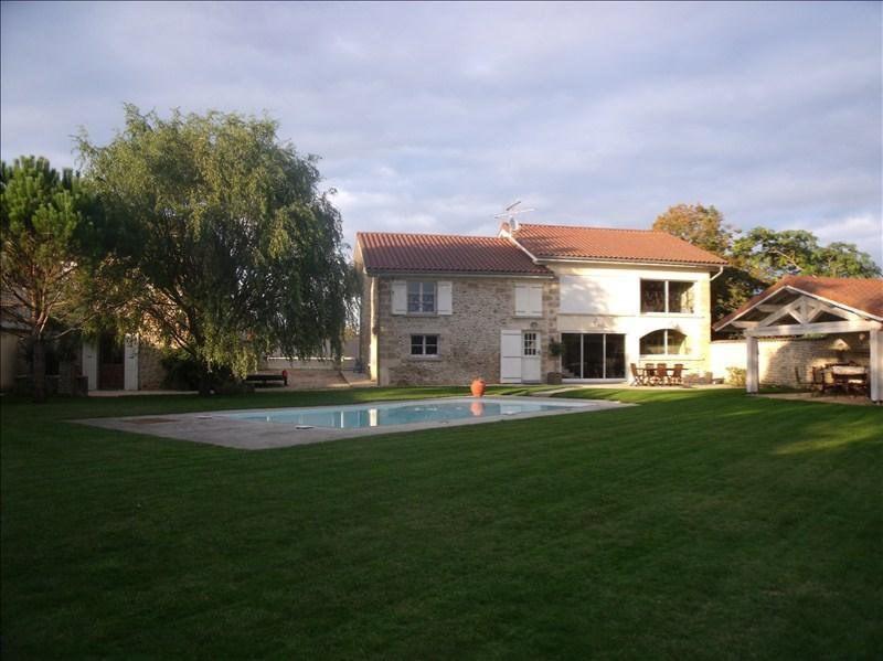 Vente maison / villa Saint-marcellin 410000€ - Photo 2