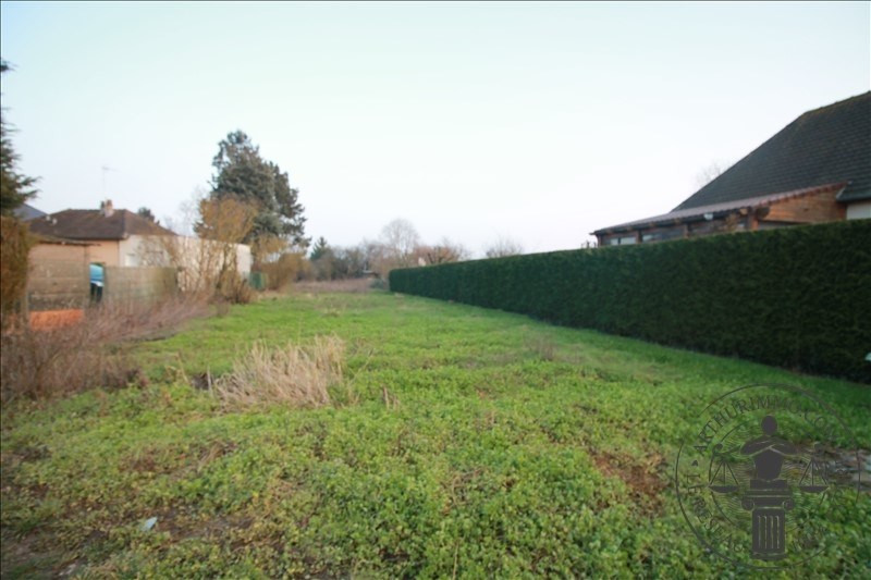 Vente terrain Sainville 69 000€ - Photo 1