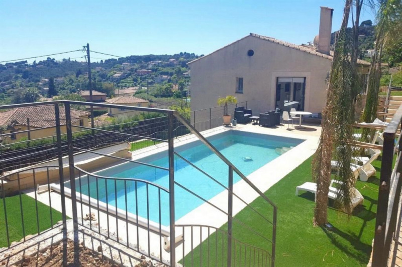 Vacation rental house / villa Antibes  - Picture 4