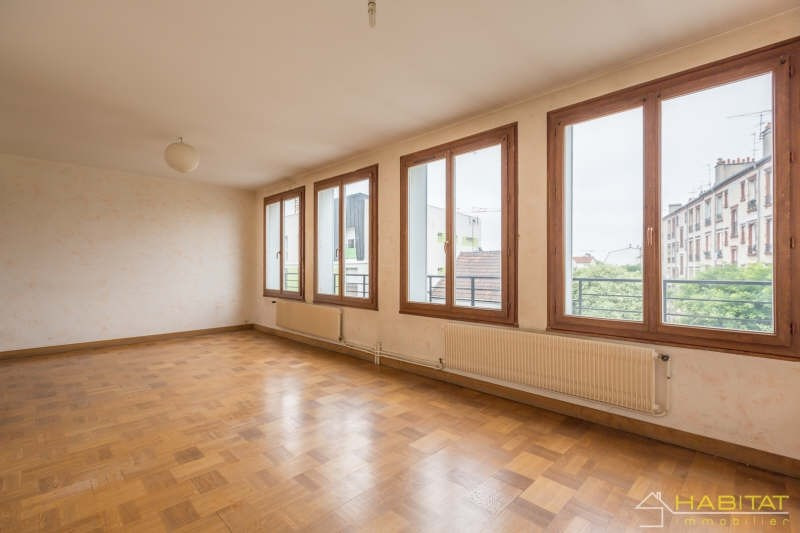 Vente appartement Noisy le sec 212000€ - Photo 1