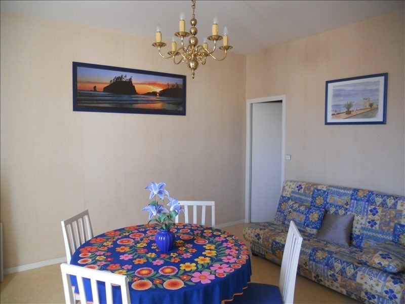 Sale apartment Les sables d olonne 190 800€ - Picture 1