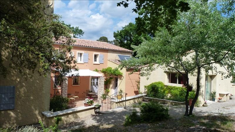 Verkoop van prestige  huis Venasque 720000€ - Foto 3
