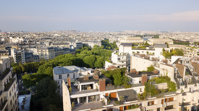 Vente de prestige appartement Paris 16ème 3 890 000€ - Photo 1