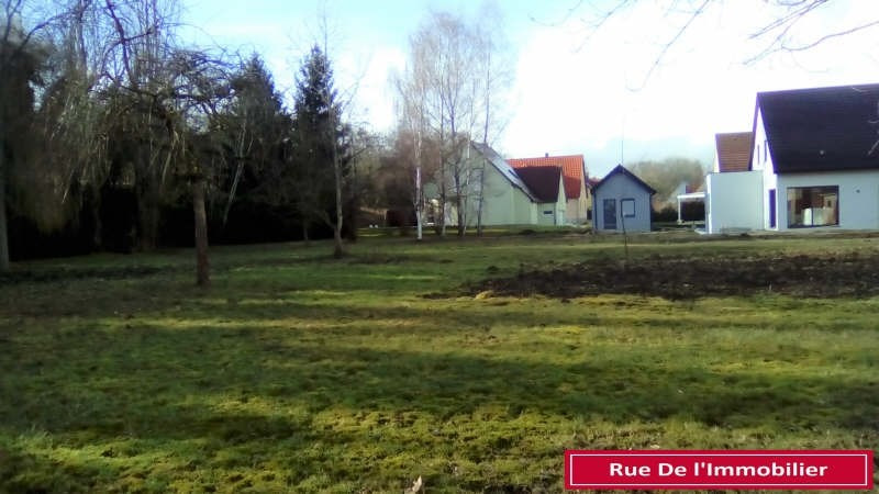 Vente terrain Marmoutier 125700€ - Photo 1