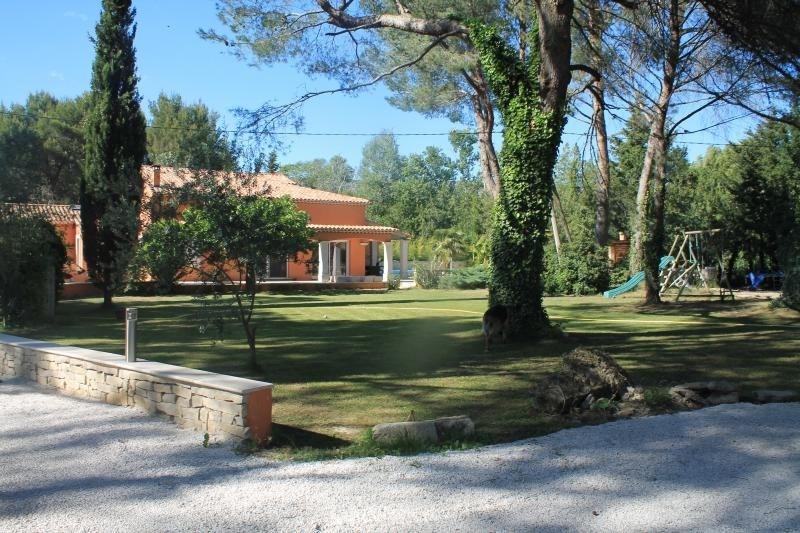 Deluxe sale house / villa Merindol 599000€ - Picture 6
