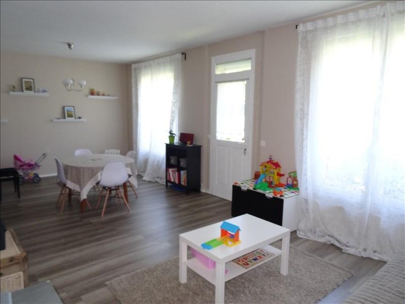 Sale house / villa St ouen l aumone 299000€ - Picture 2
