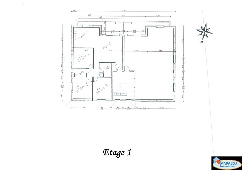Vente appartement Cluses 229000€ - Photo 3