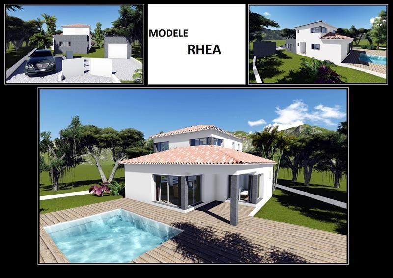 Maison  5 pièces + Terrain 1000 m² Maraussan (34370) par HOME SUD CONSTRUCTION