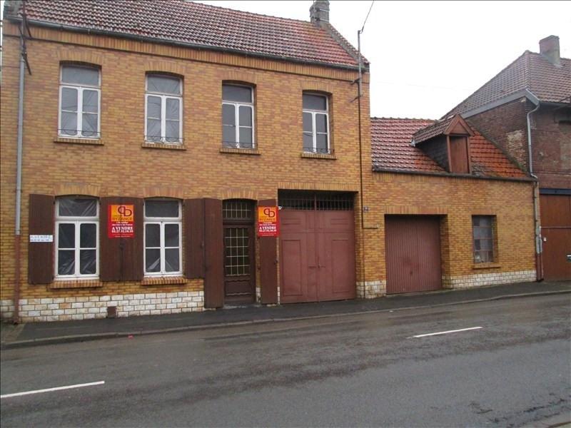 Vente maison / villa Ecourt st quentin 130625€ - Photo 1