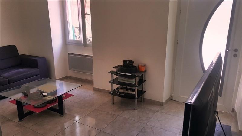 Vente appartement Menton 189000€ - Photo 1